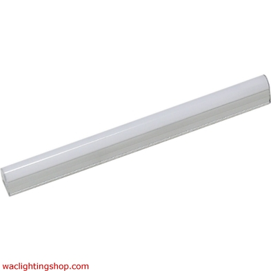 Zeestick 5 Watt 4000K LED Cabinet Light In White With Polycarbonate Diffuser