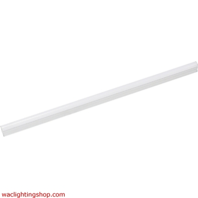 Zeestick 10 Watt 6000K LED Cabinet Light In White With Polycarbonate Diffuser
