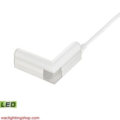 ZeeStick 2 Watt L-Shaped Accessory In Aluminum - Right Handed