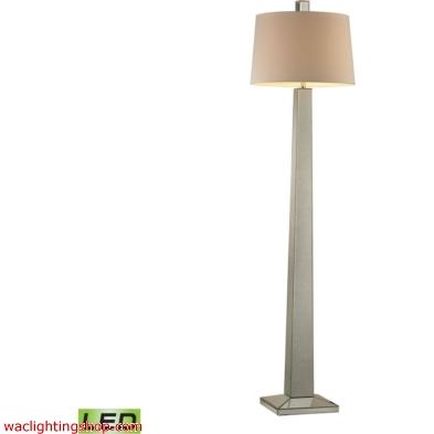 Monumental Mirror LED Floor Lamp