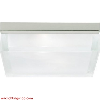 Boxie Ceiling - Large - LED 2700K (277 Volt)