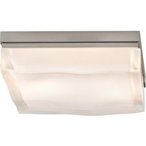 Fluid Square Ceiling - Small - LED 2700K (277 Volt)
