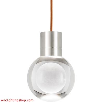 Mina Pendant - Clear - Copper - LED - 90 CRI 2200K 700TDMINAP7CPS-LED922