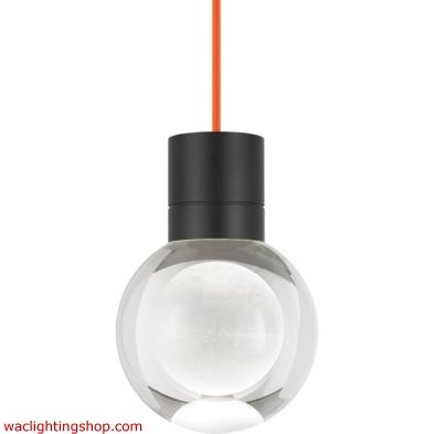 Mina Pendant - Clear - Orange - LED - 90 CRI 2200K 700TDMINAP7COB-LED922