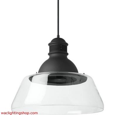 Stratton Pendant - Large - Clear - LED 3000K (277 Volt)