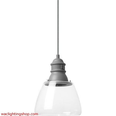 Stratton Pendant - Small - Clear - LED 3000K (277 Volt)
