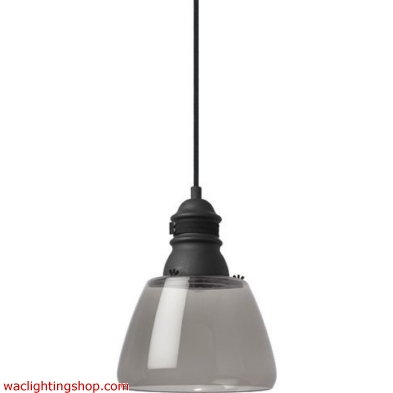 Stratton Pendant - Small - Smoke - LED 3000K