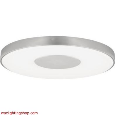 Wynter Round Flush Mount Ceiling - Large - LED (277 Volt)